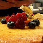 Cheese cake beauty