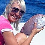 Medio día de pesca en el arrecife desde Albufeira