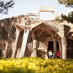 Unknown Gaudi, Tapas & Cava Winery from Barcelona