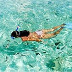 Snorkling på Mahmya Island från Hurghada
