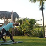 ‪Half Day Salute The Sun, Hoi An Sunrise or Sunset Yoga (Private tour)‬