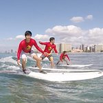 Surfing - Open Group Lessons - Waikiki, Oahu