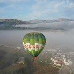 Balloon Flight, Guadix (granada)