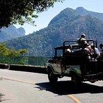 Jeep Tour: Corcovado med Floresta da Tijuca och Santa Teresa i Rio De Janeiro