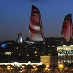 Celebrate New Year in Fairmont Hotel Baku