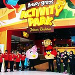 Pattaya - Angry Bird Activity Park