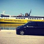 Athens Port Private Transfer
