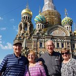 City drive tour & Hermitage - Private Visa-Free Shore Excursion