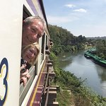 From Bangkok : Kanchanaburi Tour, Railway & Floating markets