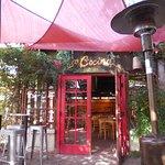 Entrance To Bar