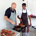 Cooking Class by Suranga Hewage
