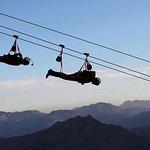 Ras Al Khaimah Zipline Adventure desde Dubai