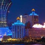Visite nocturne de Macao depuis la ville de Venise avec transferts privés