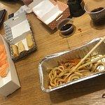 Noodles & Sushi @ Strada Maestri Photo