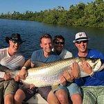 Light Tackle Tarpon & Snook Fishing Charter