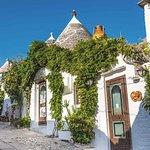 Excursion à Alberobello avec visite d'une laiterie et dégustation