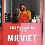 Ảnh về cà phê Mr. Viet