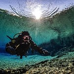 Diving Silfra Tour with Pick Up