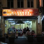 Photo of Hawker Stalls in Chinatown