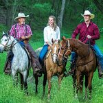 Horseback Riding on Scenic Texas Ranch near Waco