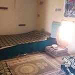Chambre  -salon climatisé