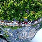 Join-in Tour: Tianmen Mountain and Sky Walk in a Day from Zhangjiajie