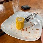 What top end bloke doesn't eat corn???