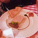 Foie gras compotée de figues
