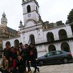 Private guided Walking Tour Plaza de Mayo y Casa Rosada