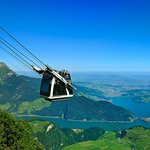 Skip the Line: CabriO Mt Stanserhorn Railway Ticket
