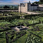 Skip the Line: Chateau de Villandry and Gardens Admission Ticket