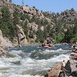 Brown's Canyon Halber Tag