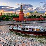 Crucero por el río Moscú