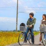 Omihachiman Town ~ Halvdags Cykeloplevelse på Getaway Destination ~