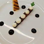 Foto van The Blue Apron Restaurant