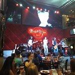 Apresentação da banda - Hard Rock Café - Curitiba