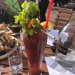 Awesome Bloody Mary!