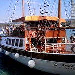 Toroneos Cruise from Port of Neos Marmaras
