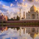 Excursão de 6 dias em Delhi Agra Jaipur e Udaipur {excursão do triângulo dourado com Udaipur}