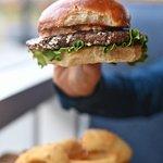 Billede af Burger Tap & Shake Foggy Bottom