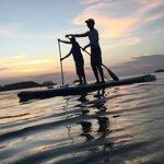 苏梅岛2小时日落站立划桨之旅