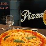 Délicieuse Pizza Margherita