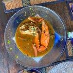 Soupe de crabe