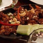 Kip kecap; een onderdeel van de rijsttafel.