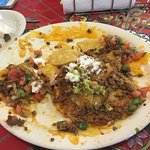 This is what we still had left over from the two of us for the Ground Beef Tacos
