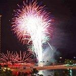 Waikiki Friday Walking Tour, Fyrverkerier och Hawaiian Show
