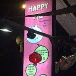 Valokuva: Happy Pig