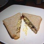 Sad Sandwich.