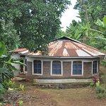 Local building near Moshi coffee plantation