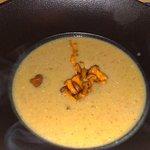 Kremowa zupa grzybowa